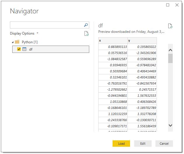 Integrating Python with Power BI • Enayetur Raheem